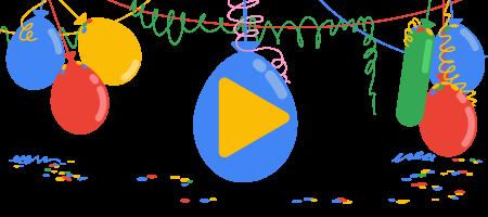 Felicidades Google!