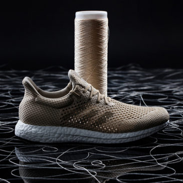 Zapatillas biodegradables de Adidas